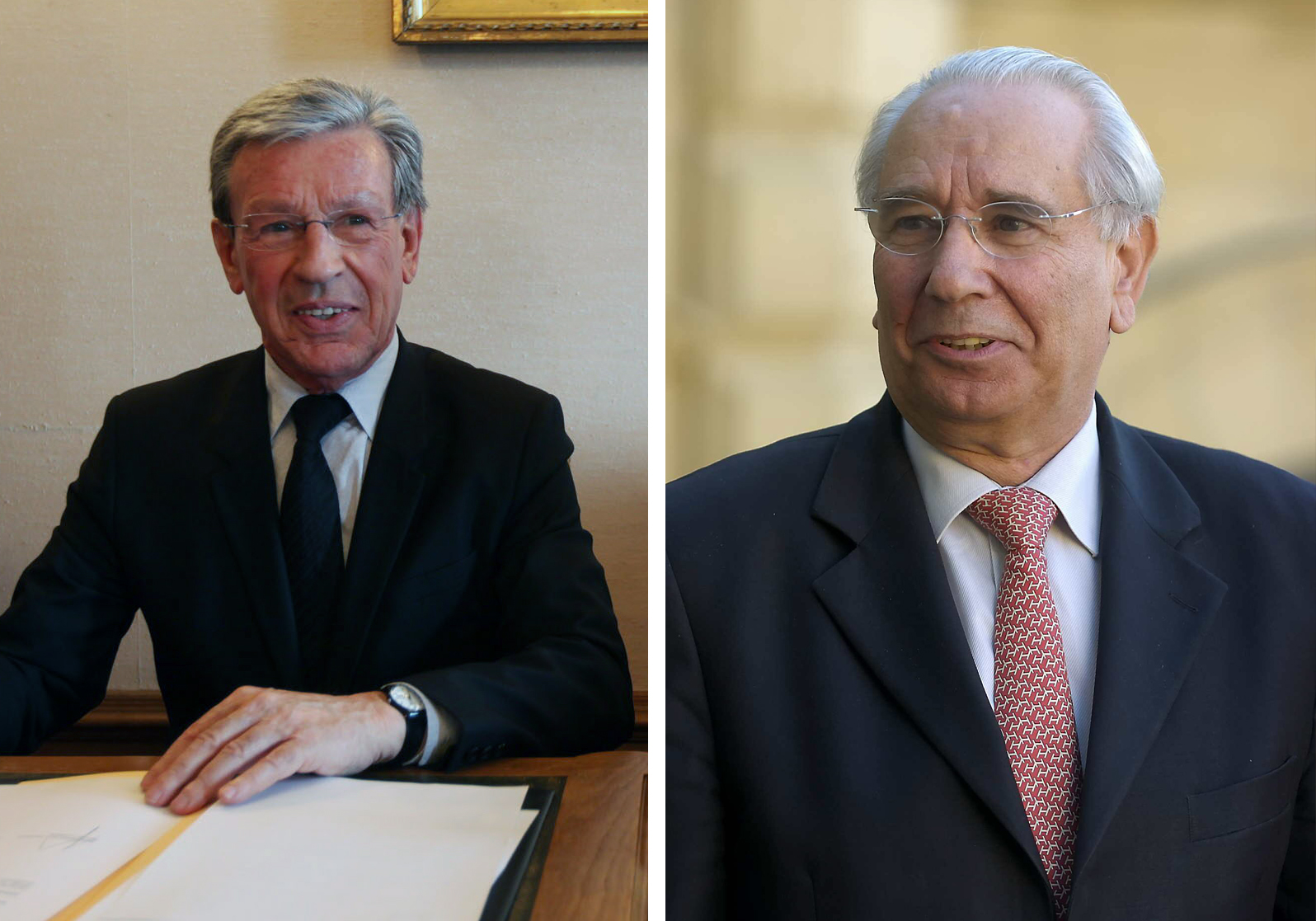 Mayors of Bayonne and Biarritz, Jean Grenet and Didier Borotra, are not running for re-election