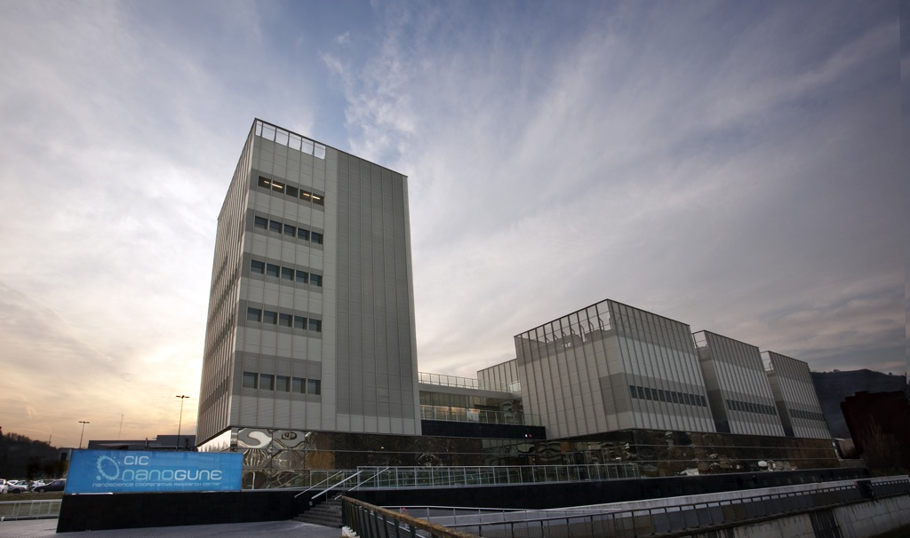 State-of-the-art nanoGUNE facility in San Sebastian